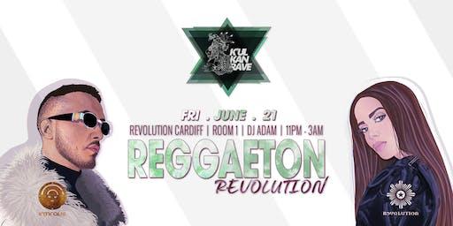 KulkanRave Cardiff: Reggaeton Summer Solstice
