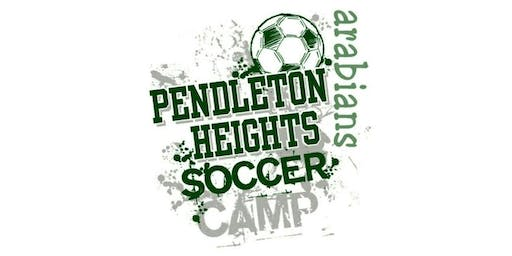 Pendleton Heights Boys and Girls Youth Soccer Camp