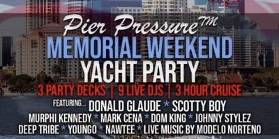 Memorial Day Yatch party -PRESALE-