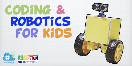 Coding & Robotics - Build a RoboCar - 4 days STEM Summer Workshop