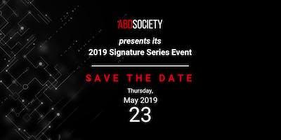 Analytics & Big Data Society's Signature Series Event