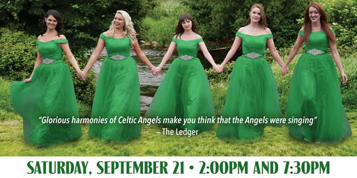 Celtic Angels Ireland with Celtic knight dancers & Trinity band ensemble of Dublin