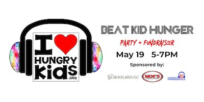 Beat Kid Hunger - Party + Fundraiser
