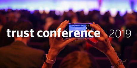 Trust Conference London 2019 tickets