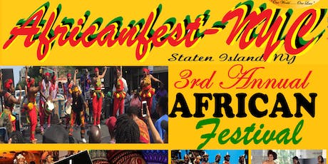 AFRICAN FESTIVAL tickets