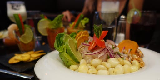 Peruvian & Ecuadorian Food & Drink Experience - London