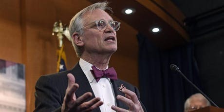 Discussion with Congressman Earl Blumenauer, Chairman of the Ways & Means Trade Subcommittee tickets