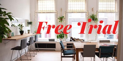 Wellness Coworking Space Free Trial