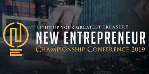 New Entrepreneur Championship Conference (NECC) 2.0