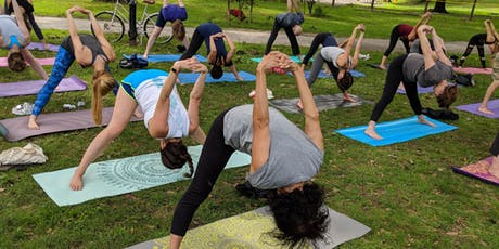 Free Yoga in Prospect Park tickets