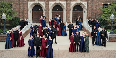 Capital University Chapel Choir, only concert date in Bruges! tickets