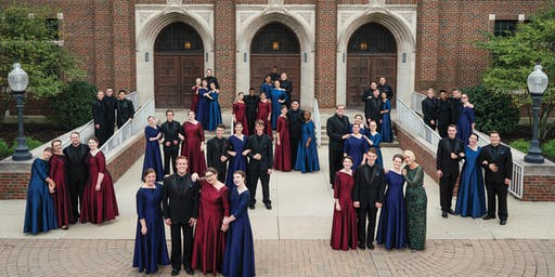 Capital University Chapel Choir, only concert date in Bruges!