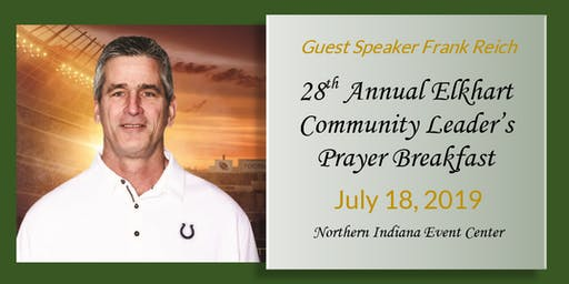 28th Annual Elkhart Community Leaders' Prayer Breakfast