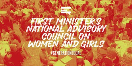 First Minister's National Advisory Council on Women & Girls - Circle Event tickets