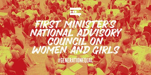 First Minister's National Advisory Council on Women & Girls - Circle Event