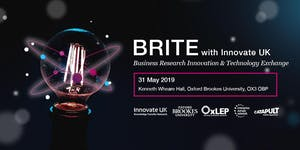 BRITE with Innovate UK: Business Research Innovation &...