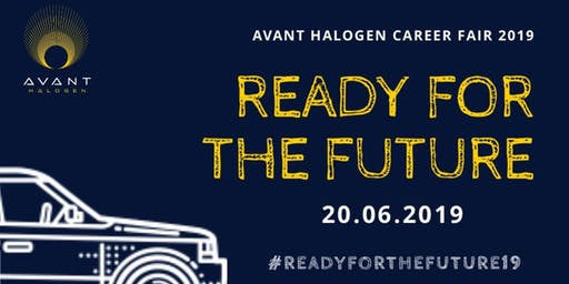 Avant Halogen Career Fair 2019