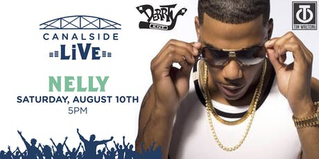 Canalside Live Series: Nelly tickets