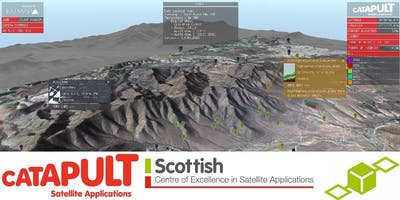 Earth Observation opportunities in the Scottish public sector - a Satellite Applications Catapult innovation event