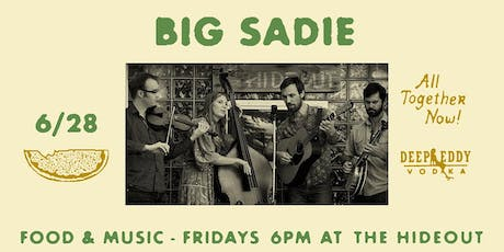 Big Sadie | Picnics on the Porch tickets