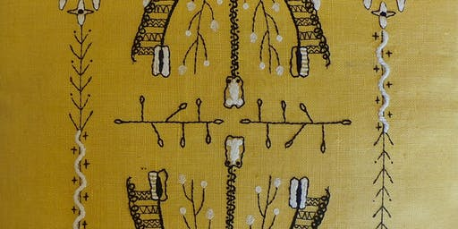 Sew: Together - exhibition tour by Dorothy Walker