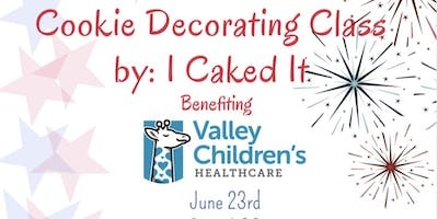 4th of July Cookies Fundraiser (VCH)