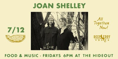 Joan Shelley | Picnics on the Porch