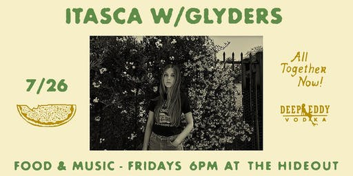 Itasca w/Glyders | Picnics on the Porch