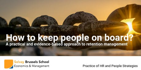 Retention Strategy: A Practical and Evidence-Based Approach (21 June 2019) tickets