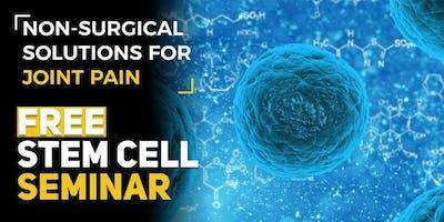 FREE Stem Cell and Regenerative Medicine Seminar - Tustin, CA 5/20