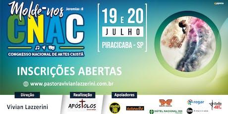 10º Congresso Nacional de Artes Cristãs - Molde-nos! ingressos