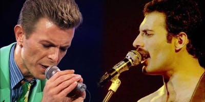 DAVID BOWIE X QUEEN - A SPECIAL DJ TRIBUTE TO THE GREATEST OF OUR TIME