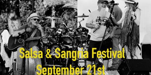 3rd Annual Salsa & Sangria Festival