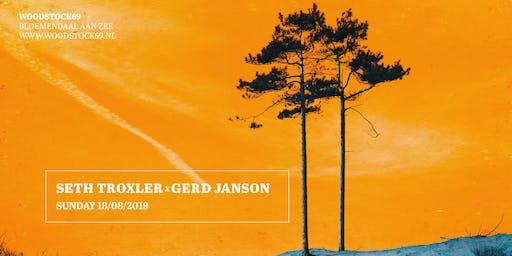 Seth Troxler x Gerd Janson