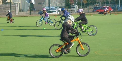 Children's Learn to Ride a Bike Session - Beginners - Forge Valley School