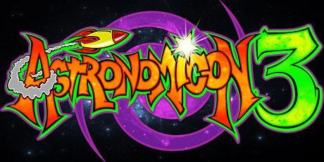 Astronomicon 3 tickets