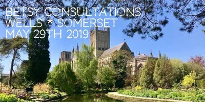 Beautiful Betsy Consultations * Wells * 29th May 2019