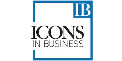 Icons in Business featuring Frank Productions