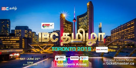 IBC Thamizha 2019 tickets