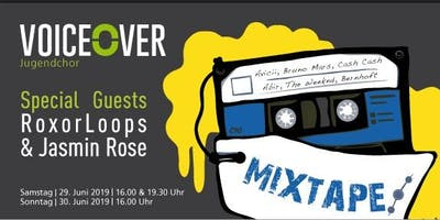Mixetape VoiceOver Jugendchor im Chorhaus St. Michael Dormagen