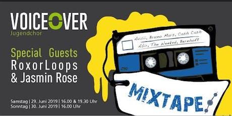 Mixetape VoiceOver Jugendchor im Chorhaus St. Michael Dormagen Tickets