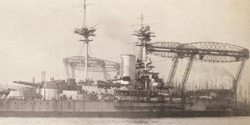 Tyne-Built Battleships of World War One