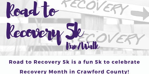 Road to Recovery 5k