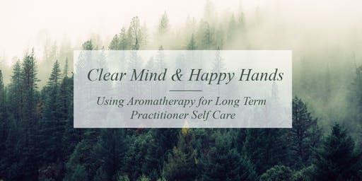 Clear Mind & Happy Hands - 3CE