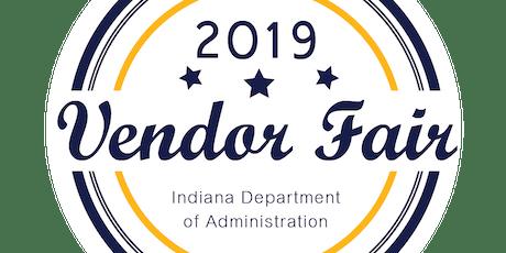 2019 IDOA Vendor Fair tickets
