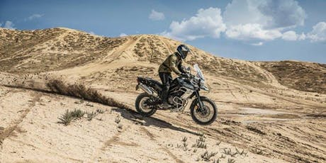 Triumph Tiger 800 XRT Test Ride tickets