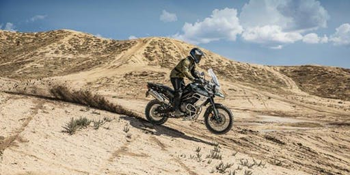 Triumph Tiger 800 XRT Test Ride