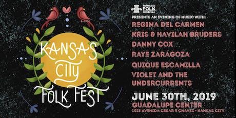 Kansas City Folk Festival Presents an Evening of Music tickets