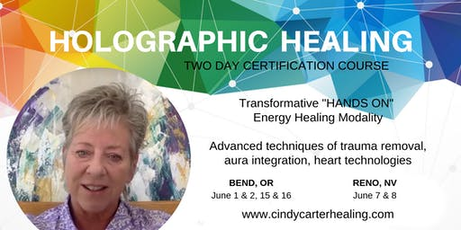 Holographic Healing Certification Course - 2 day training