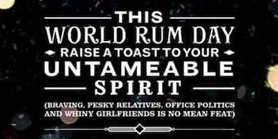 World Rum Day - Rum Cocktail Tasting £17.12